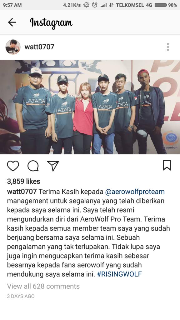 Instagram Watt