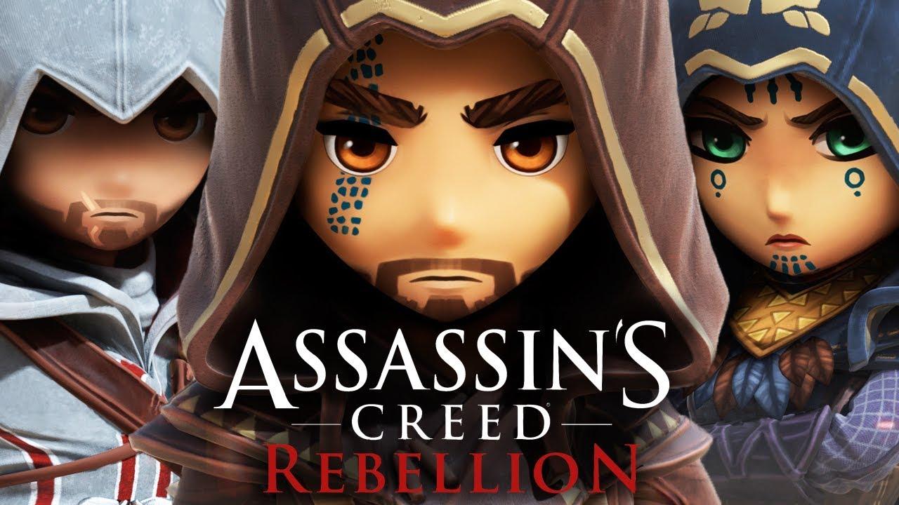 Assassin S Creed Rebellion Ternyata Keren Lho Momoy Android Gamer