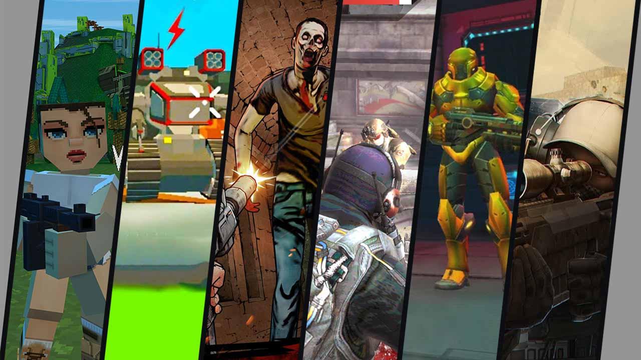 6 Game Android FPS dan TPS Grafik Keren yang Mungkin ...