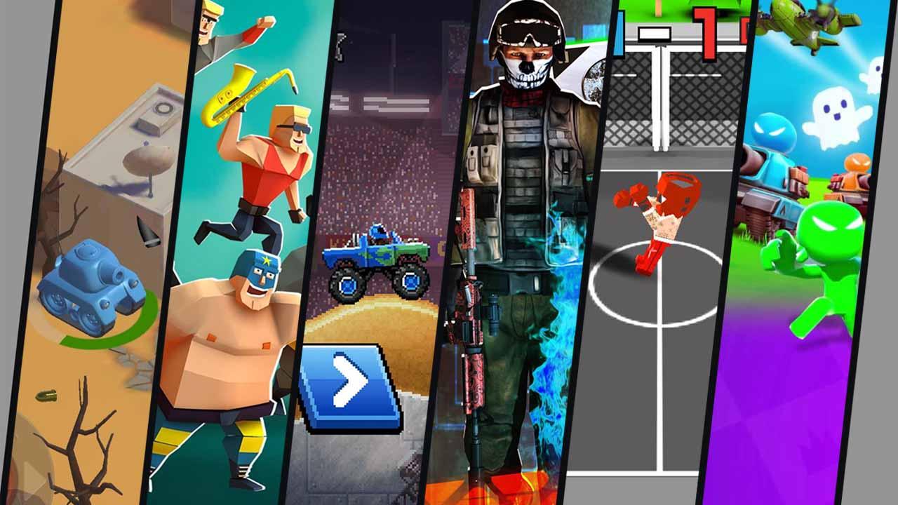 6 Game Android Multiplayer Lokal Yang Seru Dan Lucu