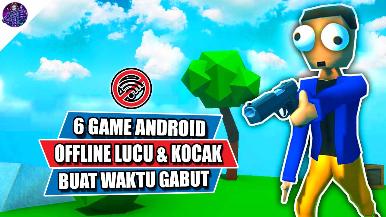 Game Offline Lucu